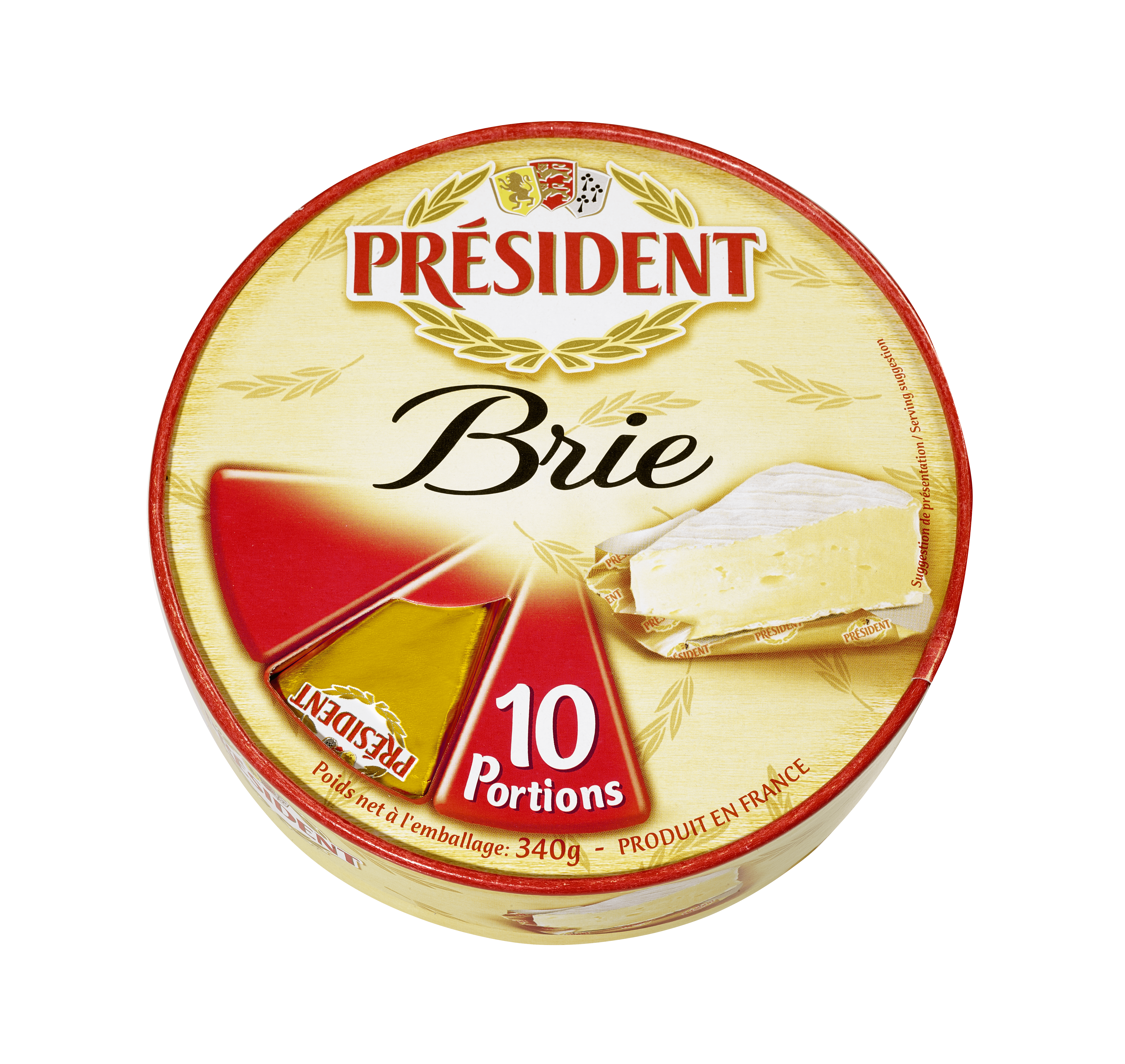 Brie 10 Portions